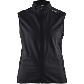 Craft W's Warm Vest Black
